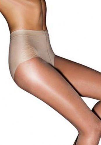 Tights with a built in Control panty